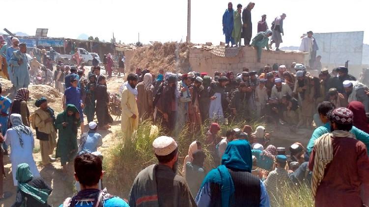 Taliban seizes places afghanistan