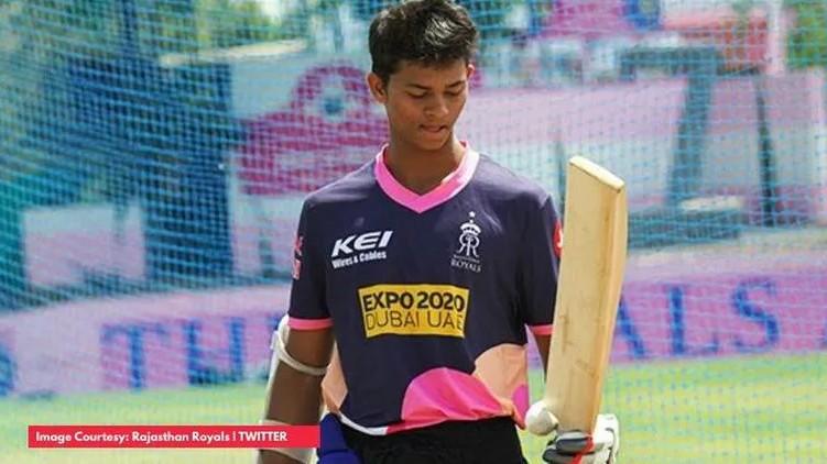 Rajasthan Royals Jaiswal Dube