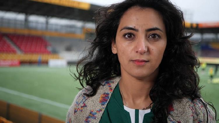 Khalida Popal afganistan taliban