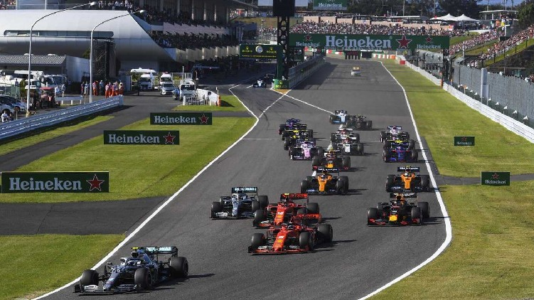 Covid Japanese Grand Prix