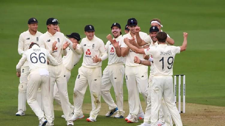 england team third test