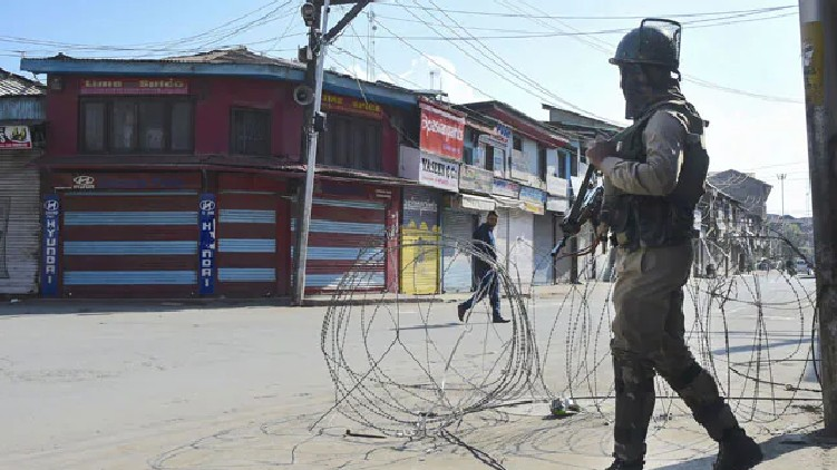 Soldier Killed Encounter Terrorists