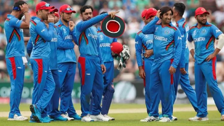 taliban afghanistan cricket team