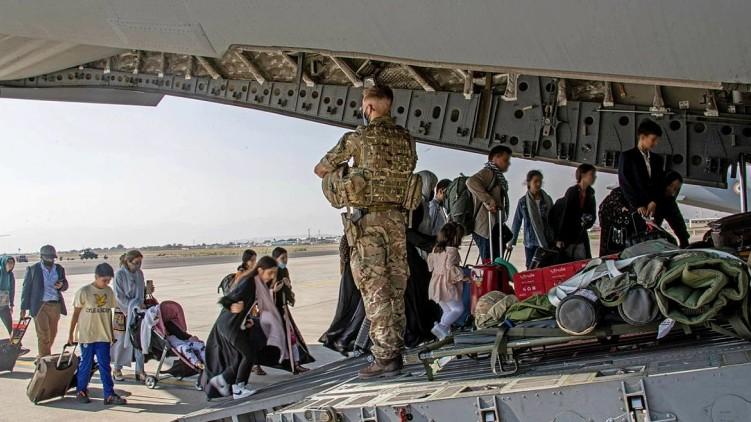 US Evacuated Americans Kabul