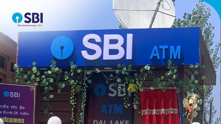 SBI Floating ATM Srinagar