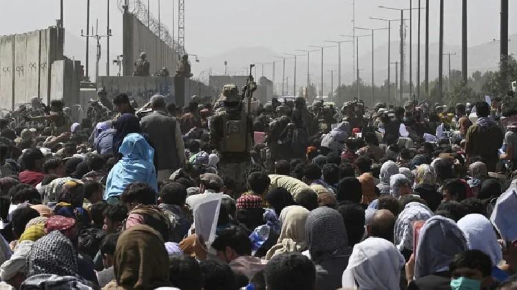 Taliban Blame US Airport