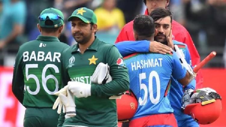 afghanistan pakistan cricket series