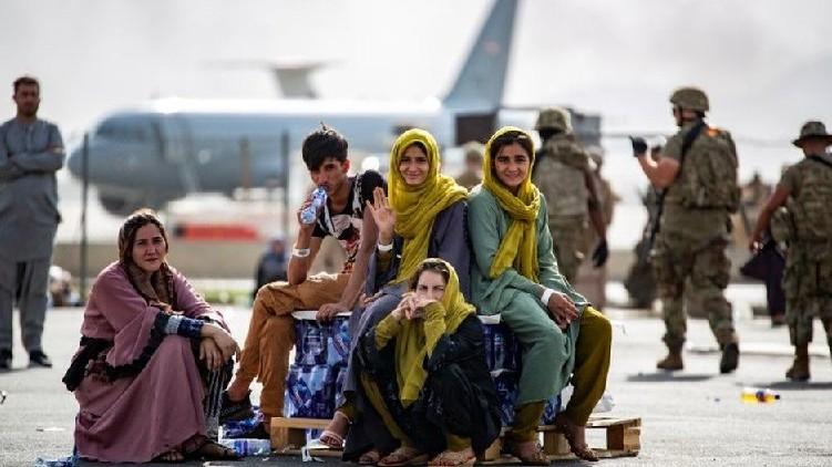 16000 Evacuated Kabul Airport