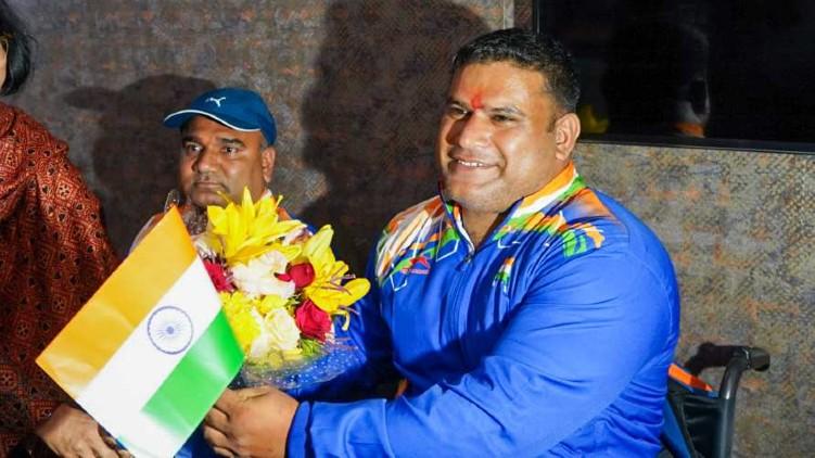 Paralympics Mariyappan Tek Chand