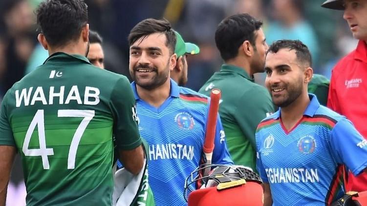 afghanistan pakistan series postponed
