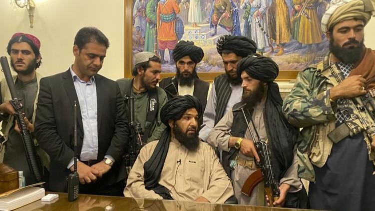 Pakistan Taliban's Help Kashmir