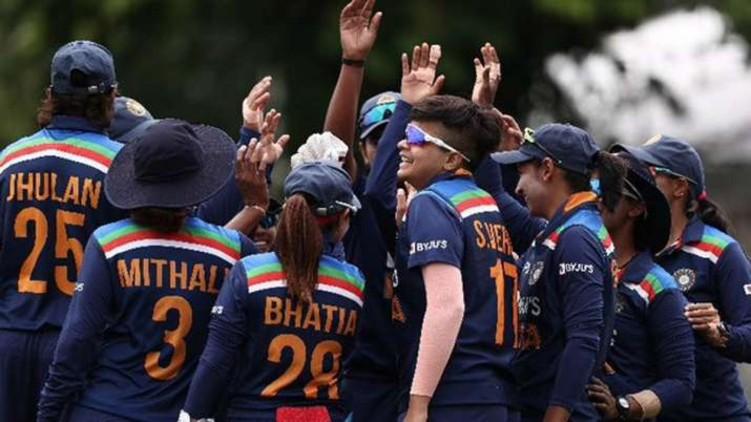 India Women's Squad Australia