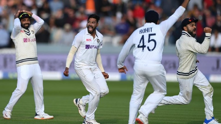 england india test today