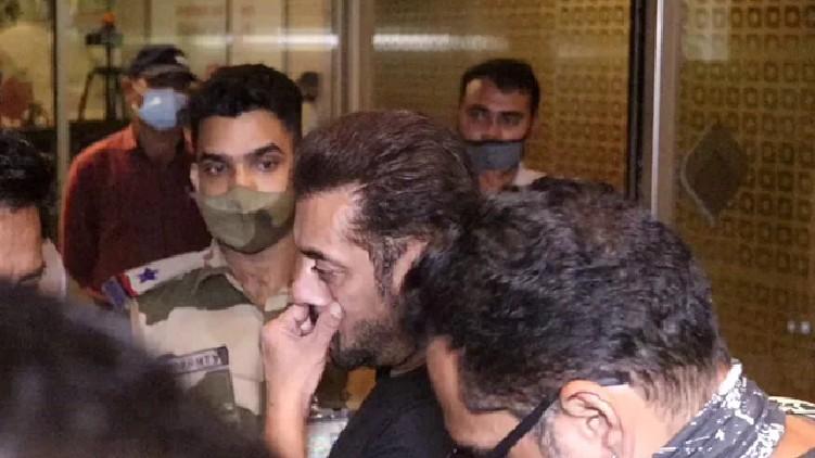 Officer Salman Khan Rewarded