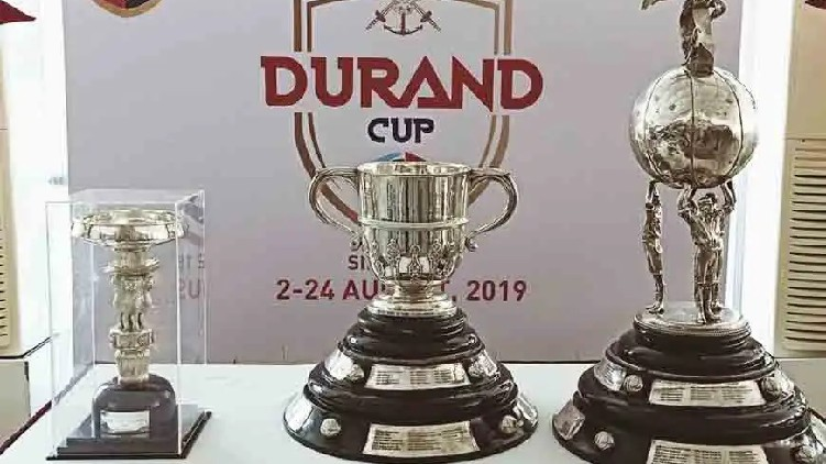 durand cup fixture out
