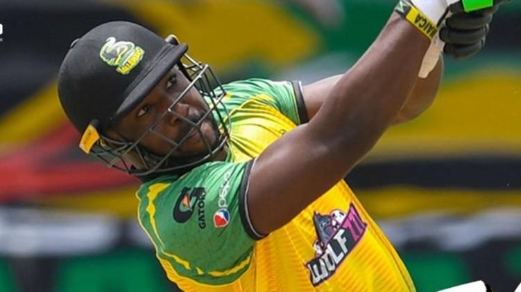 Jamaica Tallawahs win cpl
