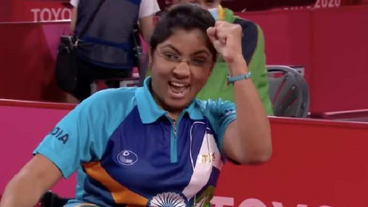 paralympics bhavina patel final