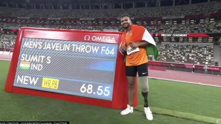 india 5 medals paralympics