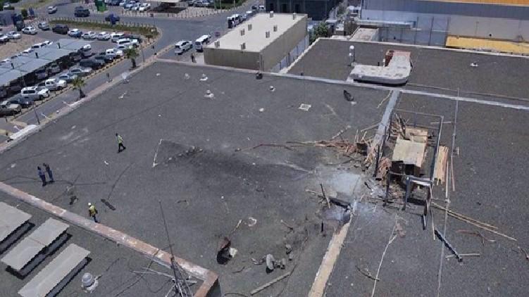 Drone Attack Saudi Airport
