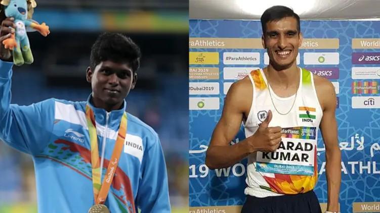 paralympics high jump india