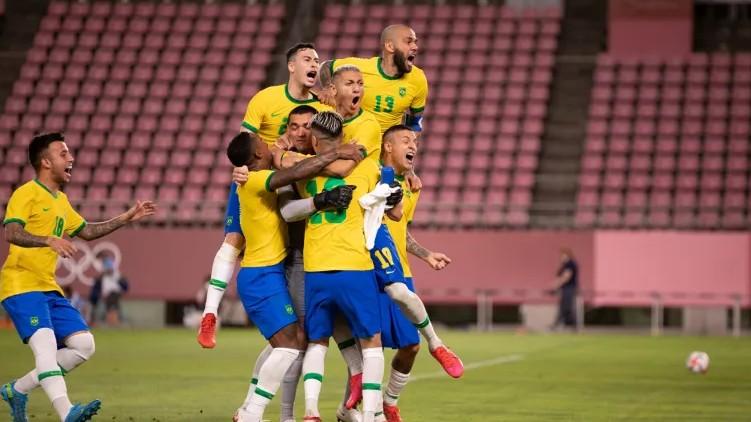 olympics football brazil final