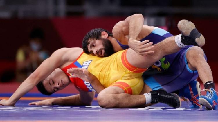olympics ravi deepak punia