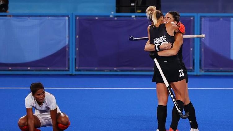 womens hockey india lost