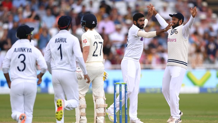 england wickets india test