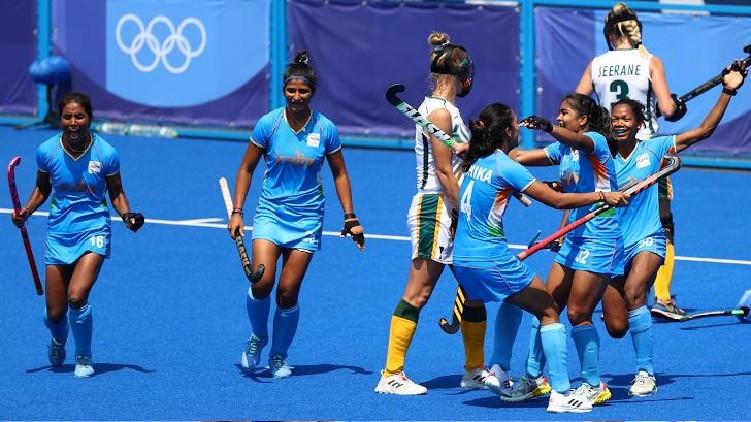 olympics india belgium hockey