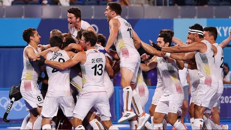 olympics hockey belgium gold