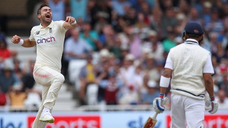 india lost wickets england