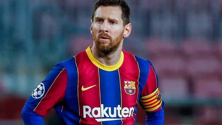 lionel messi barcelona reports