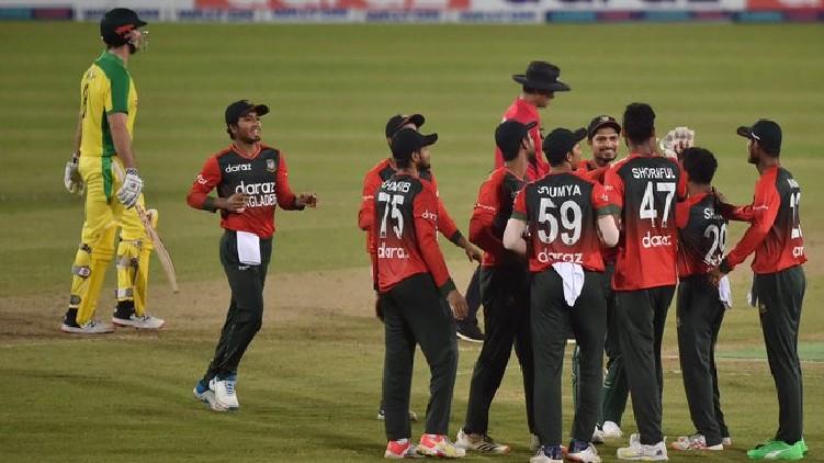 bangladesh series australia record