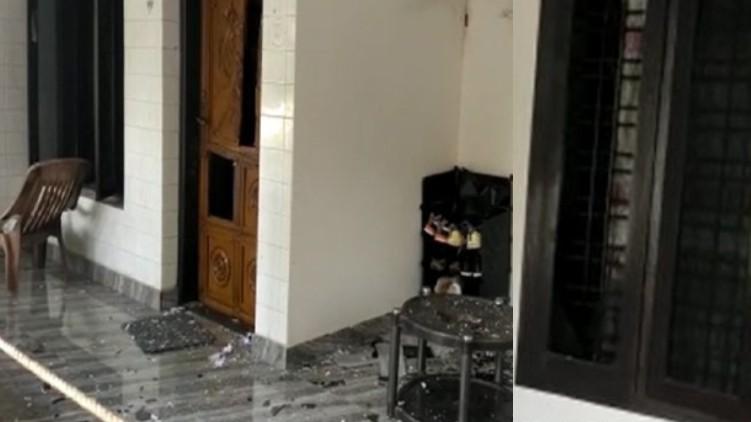 bomb attack sasthamkotta