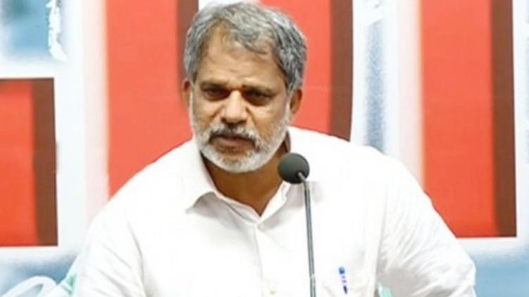 vijayaraghavan against league