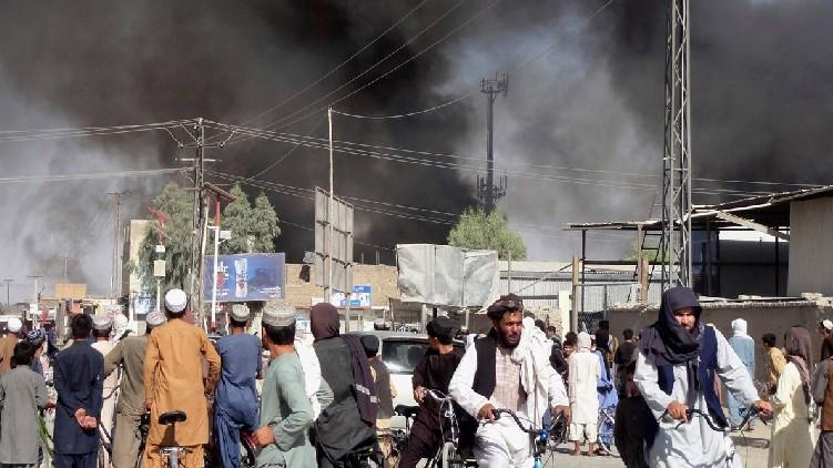 taliban attack kabul, afganisthan