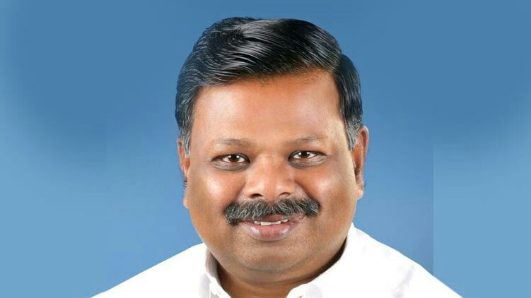 Party action against Rajendran