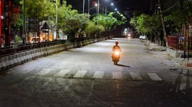 night curfew kerala