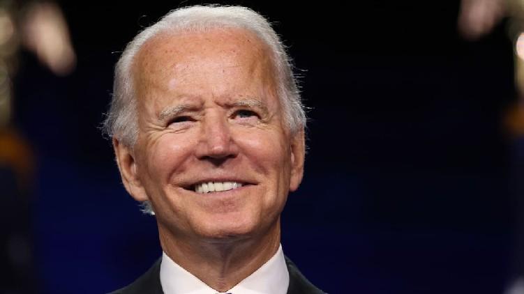 Jo Biden on Afghan issue
