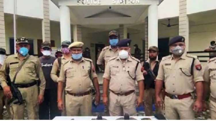 Assam bank robbery