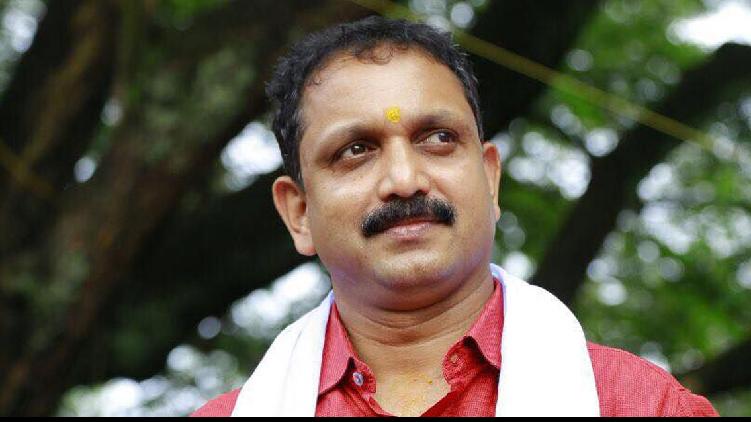 K. Surendran against CM