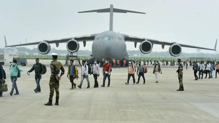afghan evacuation 16 confirmed covid