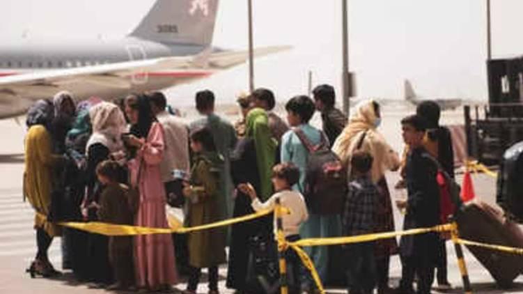afghan indians stranded