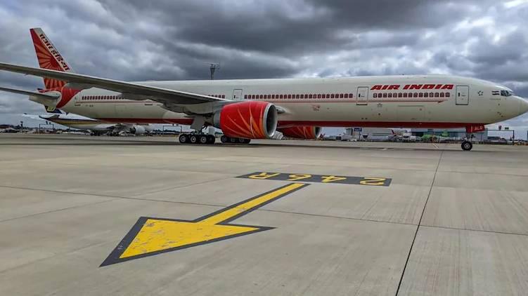 air india service kabul