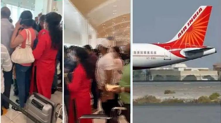 ari india service cancelation-take off tomorrow