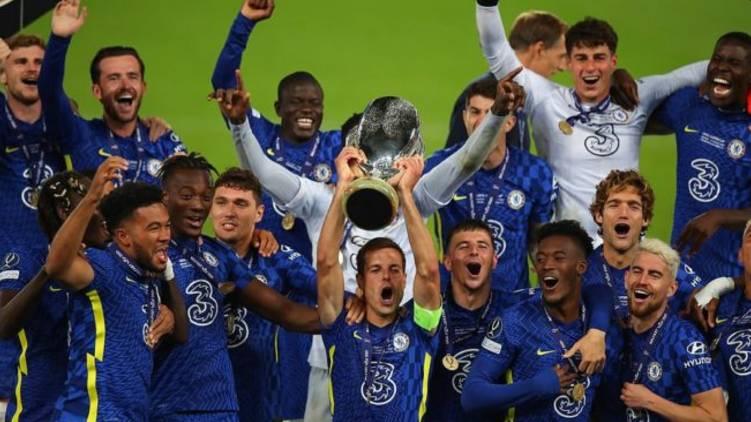 chelsea won uefa super cup