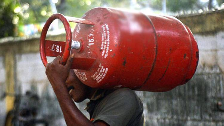 commercial gas cylinder price