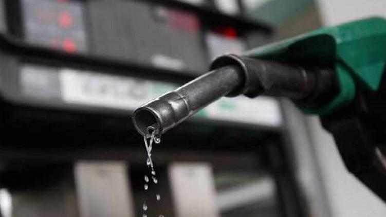 diesel price falls again