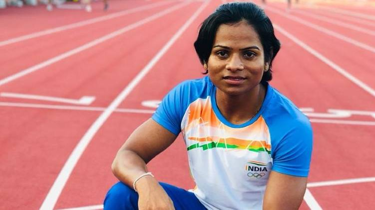 dutee chand fails to qualify