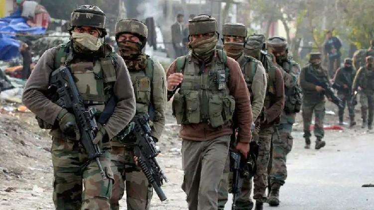 Jammu Kashmir terrorist killed